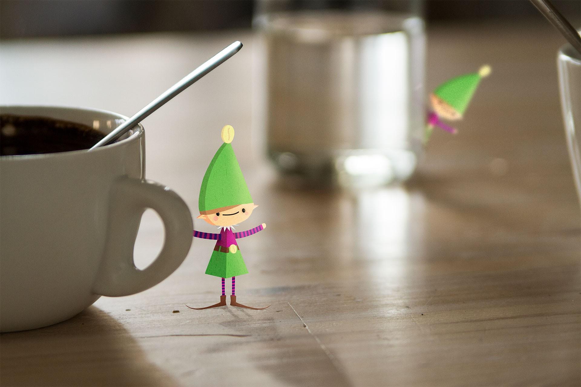 Jens Blank costa coffe