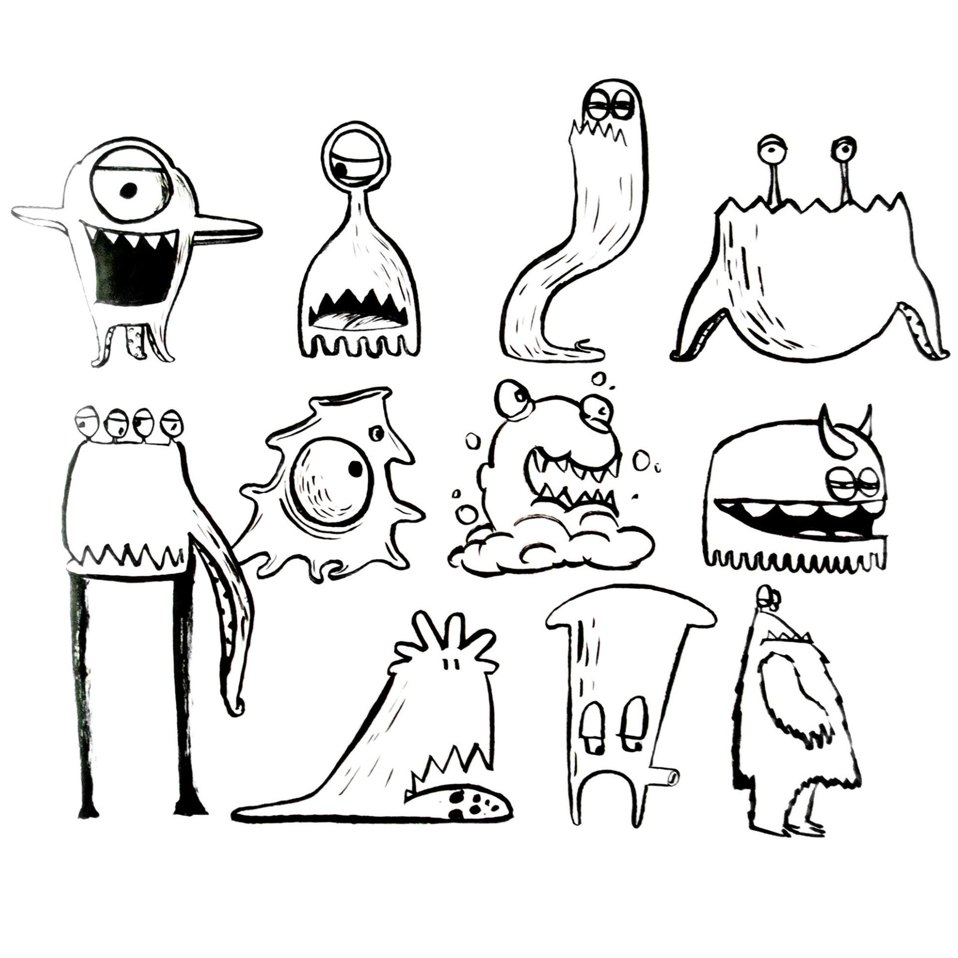 Jens Blank Monster